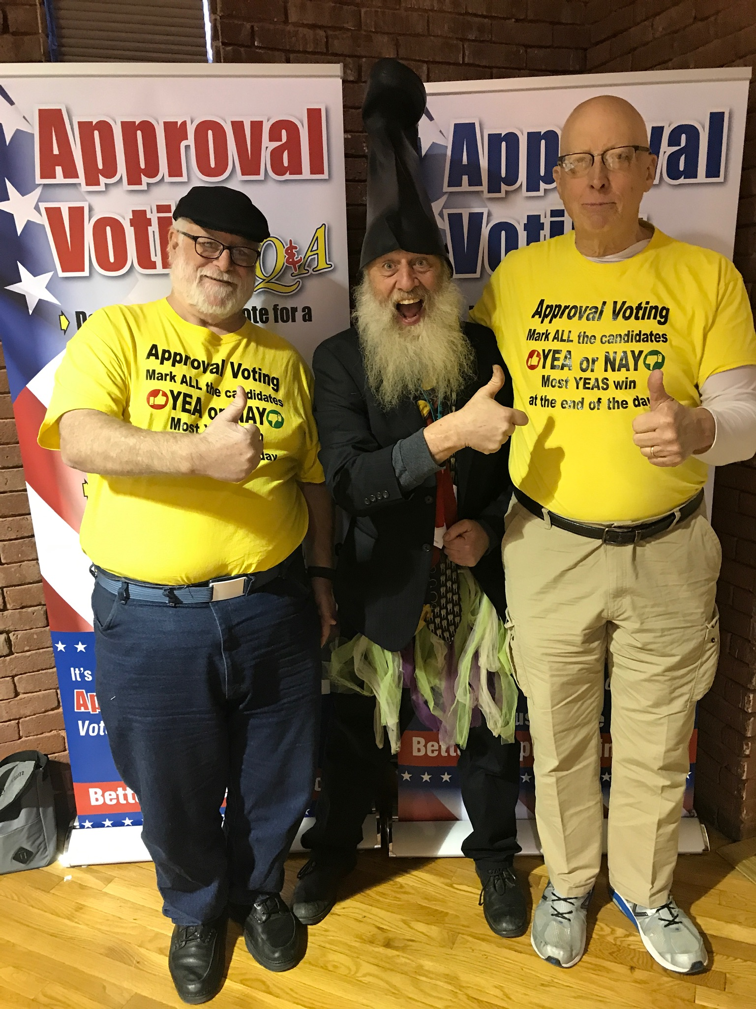 UTV/AV at New Hampshire Liberty Forum 2019